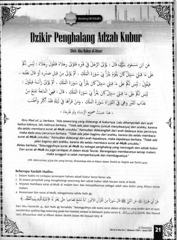 Menghindari Adzab Kubur022