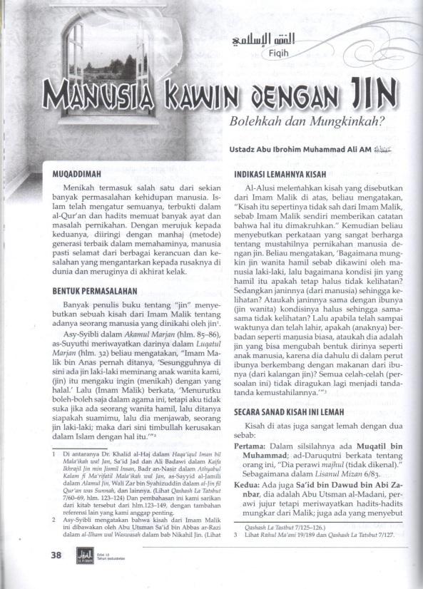 Kawin dengan Jin 1